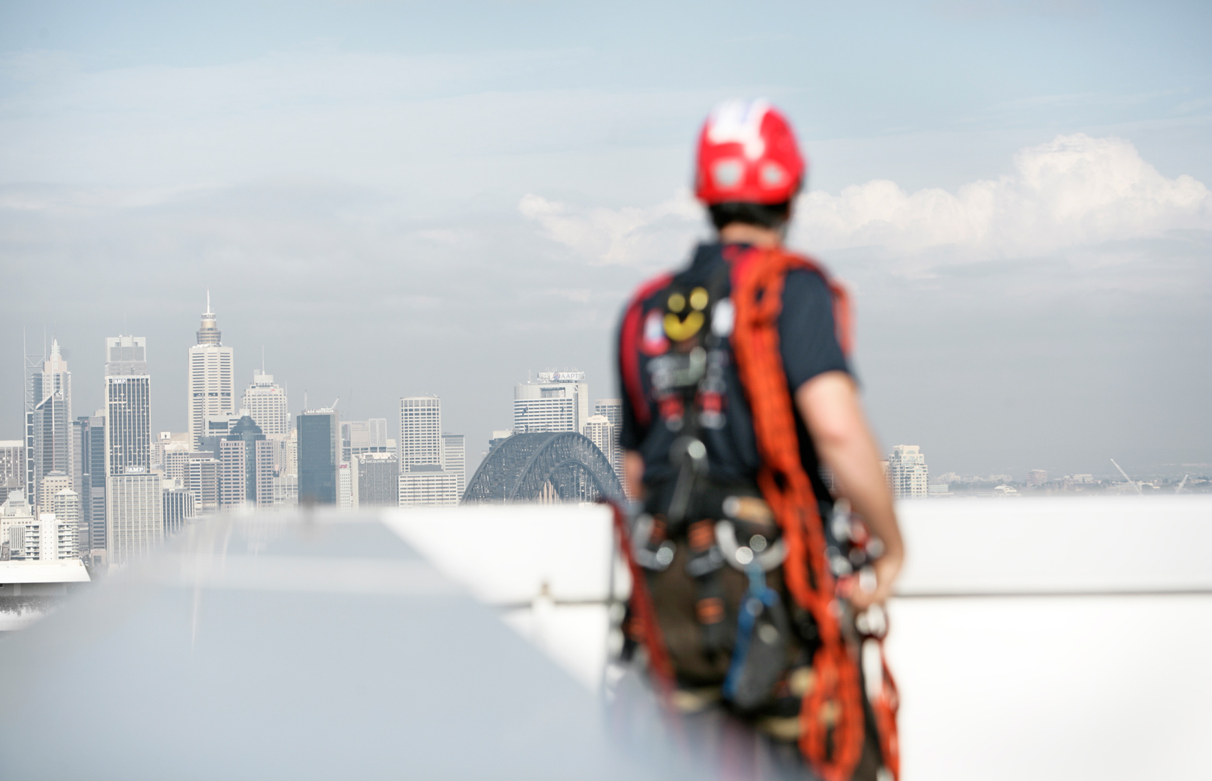Vodafone - JWT - Rope Access Worker